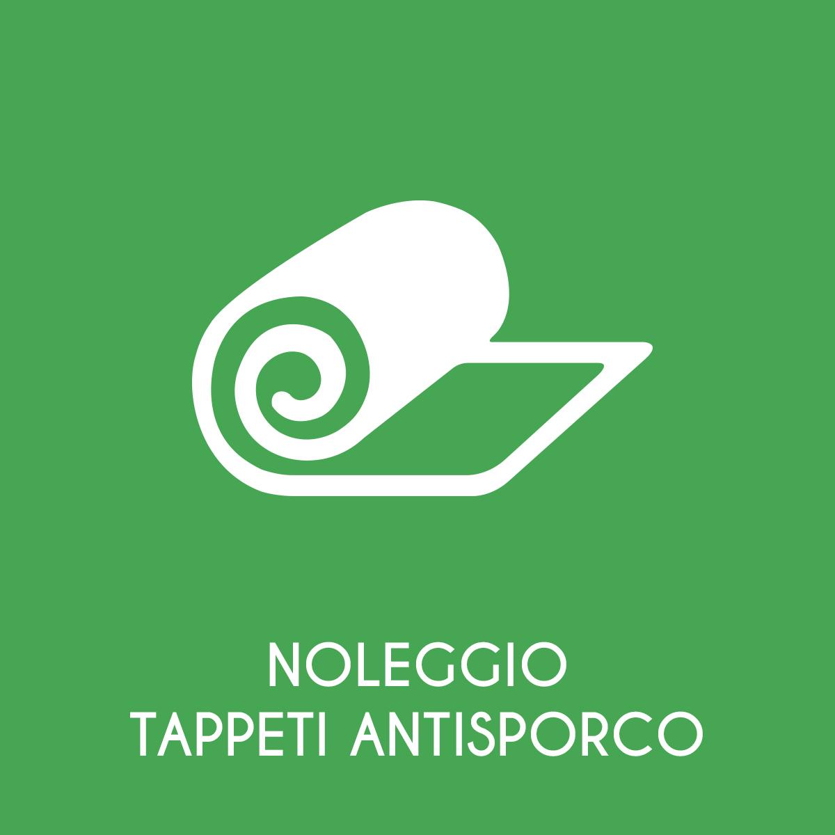 Noleggio Tappeti Antisporco